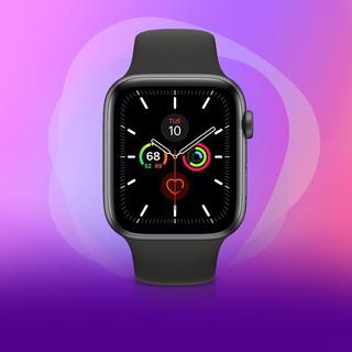 Apple Watch Serie 5 44mm Entrega Inmediata 1 Año De Garantía