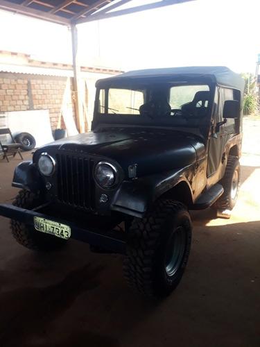 Imagem 1 de 5 de Jeep Jeep