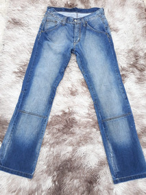 Calça Jeans Azul Ópera Rock