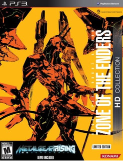 Zone Of The Enders Colección Hd Limited Edition - Playstati