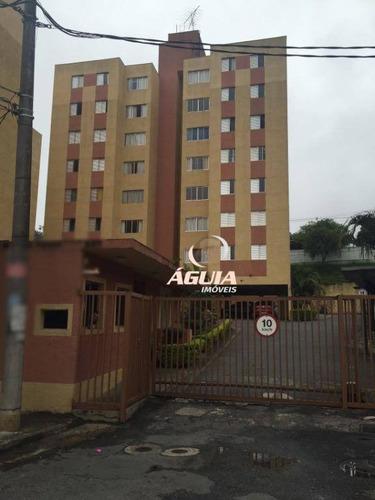 Imagem 1 de 19 de Apartamento Com 2 Dormitórios À Venda, 54 M² Por R$ 212.000 - Parque Oratório - Santo André/sp - Ap2761