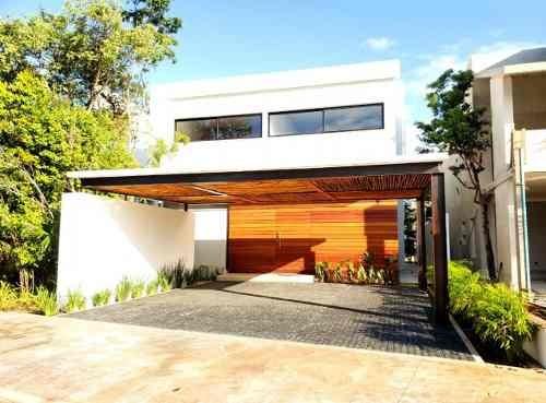 Hermosa Y Amplia Casa En Venta En Lagos Del Sol Cancun