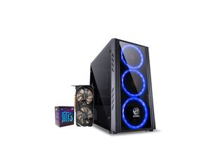 Computador Gamer Intel I3 8100 Gtx 1060 Oc 3gb, Ram 8gb Ddr4