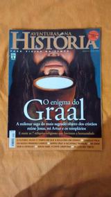 Revista Aventuras Na História Nº 59 - Graal