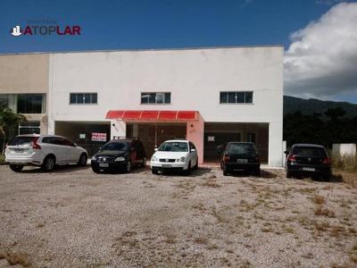 Sala Com Terreno À Venda E Locação, 2500 M² Por R$ 3.500.000 - Perequê - Porto Belo/sc - Sa0051