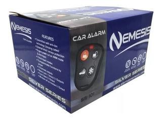 Alarma Auto Codigo Variable + Cierre Centralizado Nemesis