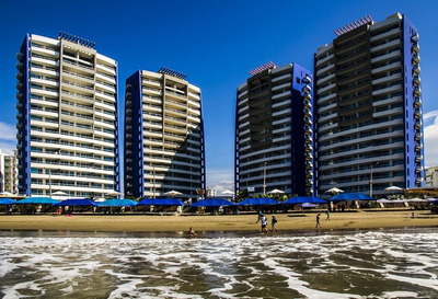 Penthouse En Conjunto Diamond Beach. Tonsupa