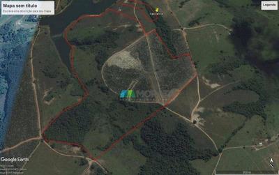 Fazenda Pecuária 51 Ha Carrancas (mg) - Cod: Mta916