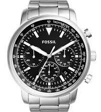Relógio Fossil Masculino Goodwin Chrono Fs5412/1kn
