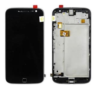 Display Tela Touch Frontal Lcd Moto G4 Plus Xt1640 - Xt1644
