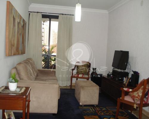 Imagem 1 de 18 de Apartamento Para Venda No Guanabara Em Campinas - Imobiliária Em Campinas - Ap03323 - 34784416