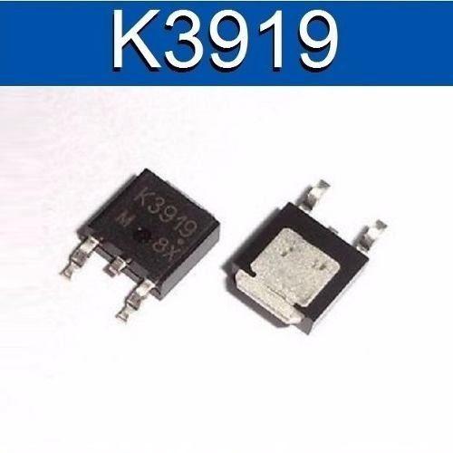 Transistors Mosfet Smd 2sk K3919 Pronta Entrega