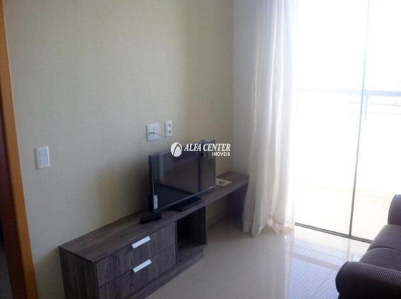 Flat Com 1 Dormitório À Venda, 37 M² Por R$ 220.000,00 - Alto Da Glória - Goiânia/go - Fl0031