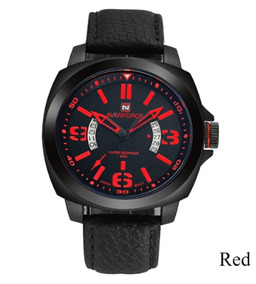 Relógio Masculino De Pulso Naviforce 9062 Original Fr Gratis