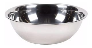 Tazon Mezclador Bowl Acero Inoxidable 335mm Dilitools