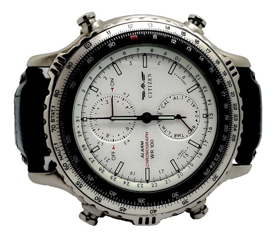 Citizen Caballero Original Multifunciones Quartz Correa