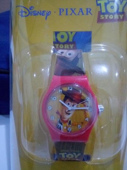 Reloj De Pulso Toy Story 4 Woody Cinépolis Envío Incluido