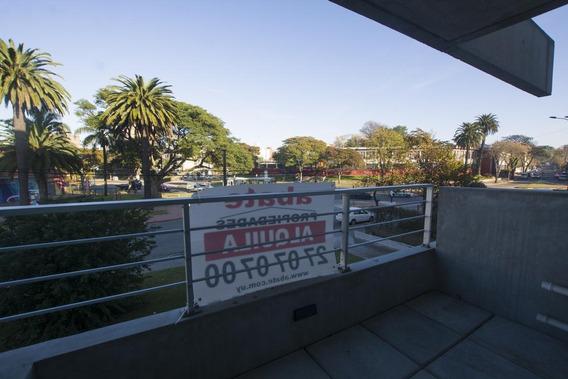 ¡excelente Ubicación! Alquiler 1 Dormitorio Parque Batlle