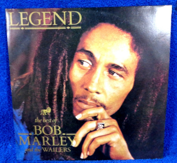Lp The Best Of Bob Marley And The Wailers Legend Ótimo Est