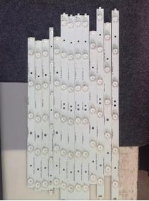 Kit Conjunto 2 Barras De Led Philips 42hfl3008d 42pfl3508d