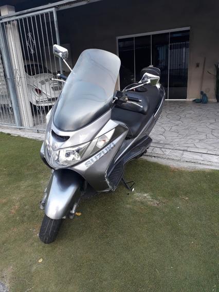 Moto Scooter Suzuki Burgman 400