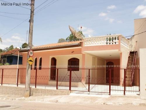 Casa A Venda No Bairro Vila Souza - Várzea Paulista/sp. - Ca04101 - 69441568