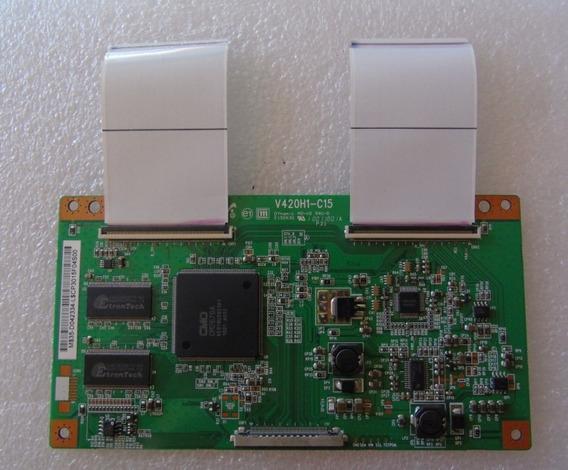 Placa T-con Logica V420h1-c15 P/ Toshiba Lc 4245w