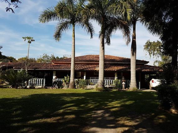 Chácara Com 4 Dormitórios À Venda, 5000 M² Por R$ 700.000 - Residencial Sete Quedas - Itu/sp - Ch0067