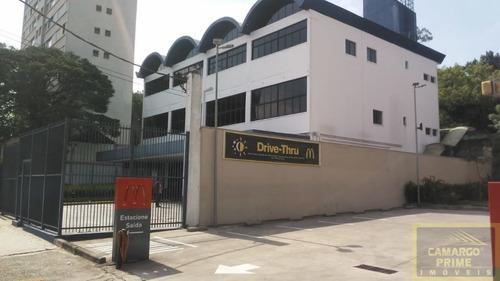 Prédio Comercial À 700 Metros Do Metro Butantã E Avenida Vital Brasil - Eb77243