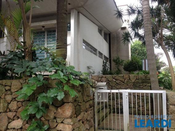 Casa Assobradada - Planalto Paulista - Sp - 501937