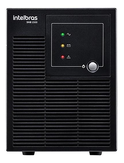 Nobreak 1500va Senoidal Pc Intelbras 4822014 Snb1500 Bivolt