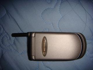 Celular Motorola Vulcan V8160 P/ Coleção, Sem Acessórios.