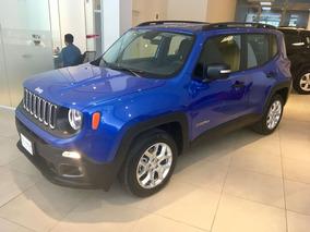 Jeep Renegade Retira Sin Bancos Solo Dni