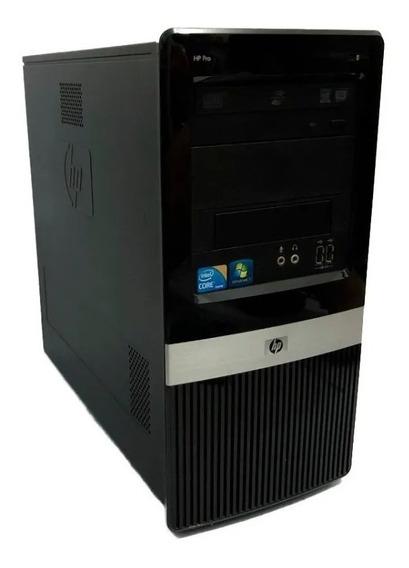 Pc Desktop Hp 3130 Mt Pro Core I3 4gb 320gb Seminovo!