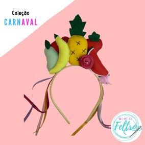 Tiaras Carmem Miranda (fantasia/carnaval)