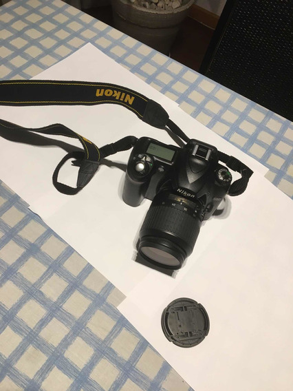 Conjunto Câmera Dslr Nikon D50 + Lente Nikkor 18-55mm Dx Ed