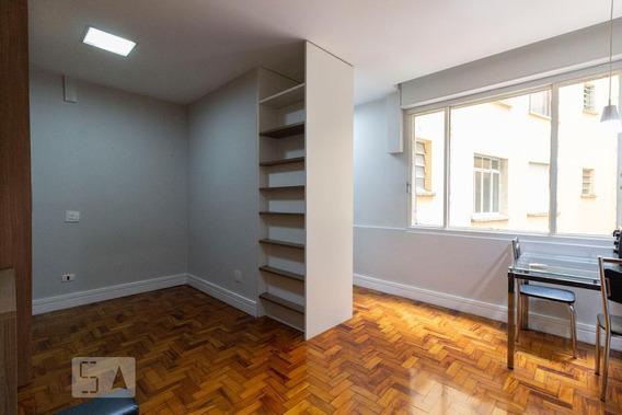 Apartamento Para Aluguel - Centro, 1 Quarto, 40 - 893020040