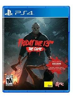Friday The 13th: The Game - Edición Para Playstation 4