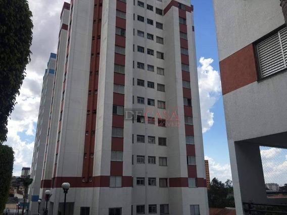 Apartamento Com 1 Dormitório À Venda, 35 M² Por R$ 199.900,00 - Vila Carmosina - São Paulo/sp - Ap3520
