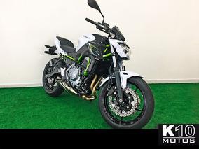 Kawasaki Z650 2017/2018 Branca