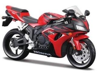 Moto Coleccion New Ray Cbr 1000 Escala 1:12 Solomototeam