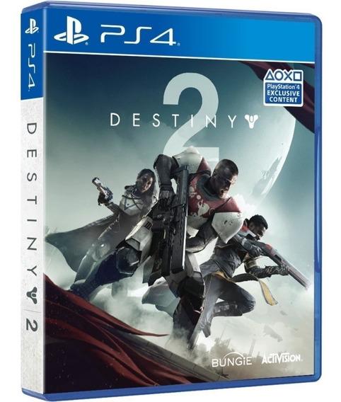 Destiny 2 Edição De Day One Ps4 Midia Fisica Origina Lacrado