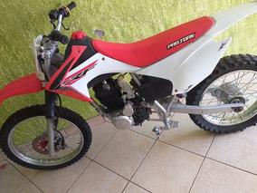 Honda Roupa Crf Mtor Xr200