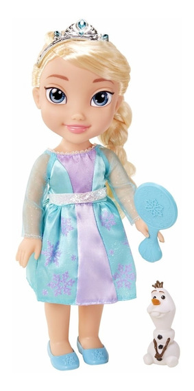 Boneca Elsa Frozen Toddler Original Disney