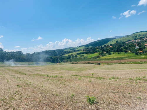 Terreno Em Atibaia 500m2 No Asfalto, 3 Km De Comercio