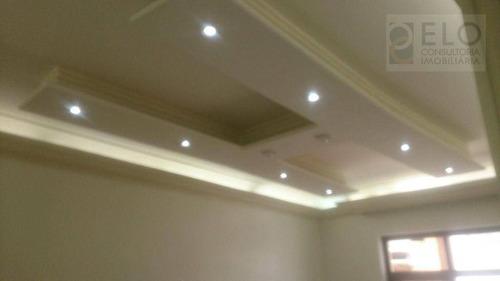 Imagem 1 de 30 de Apartamento Com 1 Dormitório À Venda, 88 M² Por R$ 385.000,00 - Boqueirão - Santos/sp - Ap2440