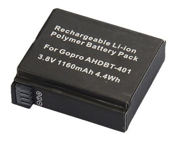 Gopro Go Pro Bateria Hero 4 1160 Mah Ahdbt-401