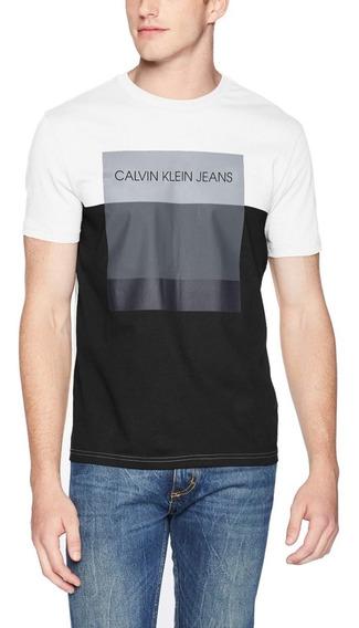 Playera Calvin Klein Hombre Original (9010) Envío Gratis