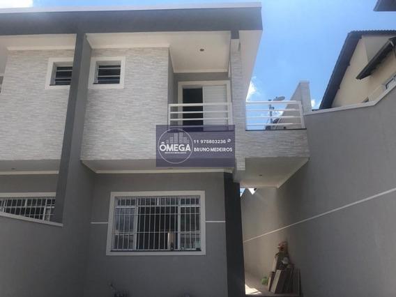 Sobrado A Venda No Bairro Jardim Santa Clara - Guarulhos, Sp - Casa101