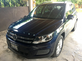 Tiguan 2016 2.0 Sport&style At Impecable